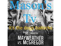 MasonsTV get connected