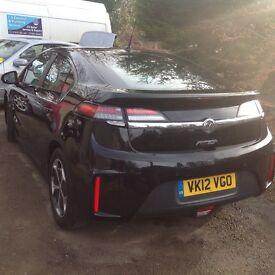 Vauxhall ampera petrol hybrid