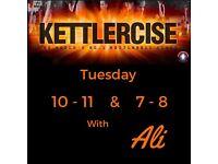 Kettlercise®