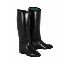 dublin boots size 4