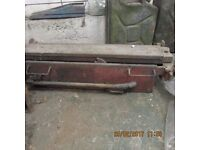 pit jack ramp jack, used for sale  West Yorkshire
