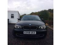 BMW 118d - 58 plate - £30 road tax