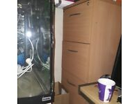 Filing cabinet wood Free collect bs11 bristol