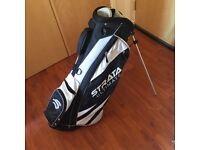 Strata ultimate golf stand bag