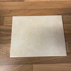 20 Ceramic tiles 20cm x 25cm