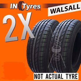 2x New 205/65R16C BUDGET Commercial Tyres Fitting Available
