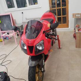Honda sp1.. selling my bike