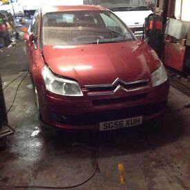 Citroën c4 1.6 diesel PARTS FOR SALE!!!!