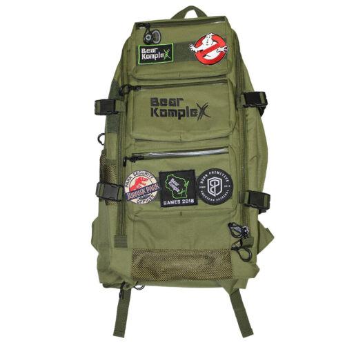 Bear KompleX Military Grade Tactical Backpack, Multi-use, 1000 Denier Nylon