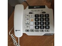 2 Telephones for hearing impaired