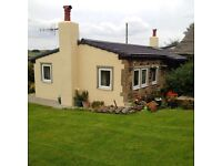 3 Bed Detached Cottage in 2/3 Acre, Garage, Stable etc and Approved Building Plot