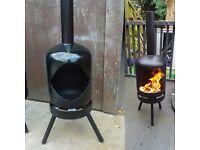 Outside wood burner / heater