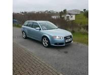 Audi avant 2.0 tdi s line estate
