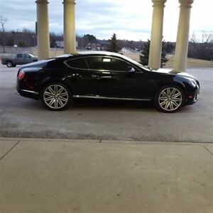 2013 Bentley Continental GT Speed W12 | IMMACULATE