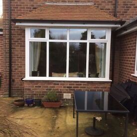 Bay Window in excellent condition