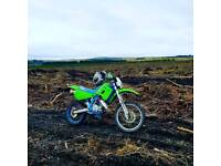 Kdx 250sr road legal