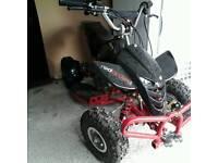 2 kids 50cc quads