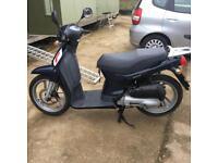 Honda Sh50 moped 50cc
