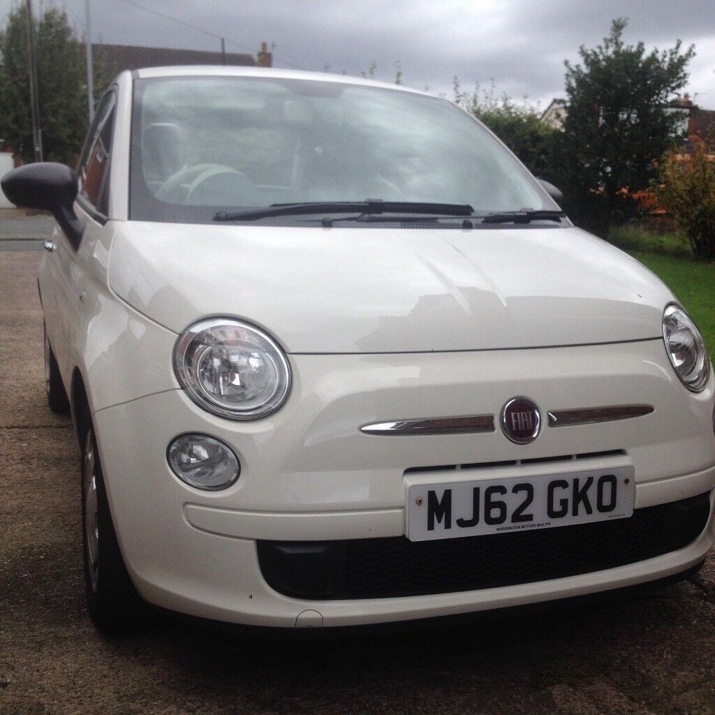 ⭐️Fiat 500 pop 2012. Low miles. ⭐️1 previous owner