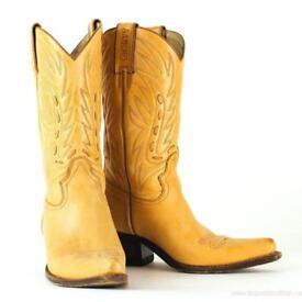 Sancho boots size 5
