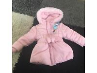 Brand new frozen Elsa coat