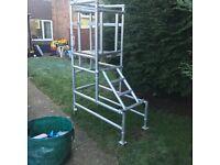 Alloy scaffold podium tower pas 250