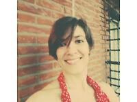 Grazia, conversation with an Italian teacher from Florence!