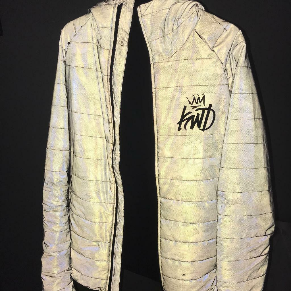a6cb9362628ed Kings Will Dream Reflective Puffer Jacket | in Slough, Berkshire ...