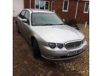 Rover 75 diesel 2003