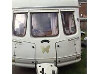 Vanroyce caravan 2 berth good condition