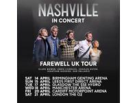 2 Nashville Farewell Tour Tickets Birmingham