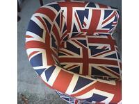 Union Jack Armchair