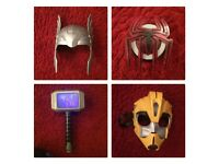 Kids masks, Costumes & Role Play Toys
