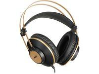 AKG K92 Black/Gold Headphones