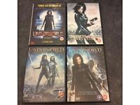 Complete underworld collection 1-4