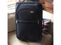 Dark Grey Protocol Travel Bag Wheelie Case Good Quality Slightly Used