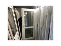 PVC Glass Door