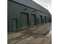INDUSTRIAL UNIT AVAILABLE IN HILLINGTON PARK, GLASGOW - 1200 SQUARE FEET