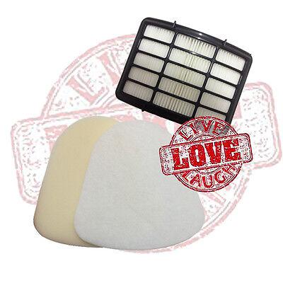 Hepa Motor   Foam Filter For Shark Navigator Life Away Xff350 Nv350 Nv351 Xhf350
