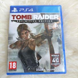 Tomb Raider: Definitive Edition (PS4)