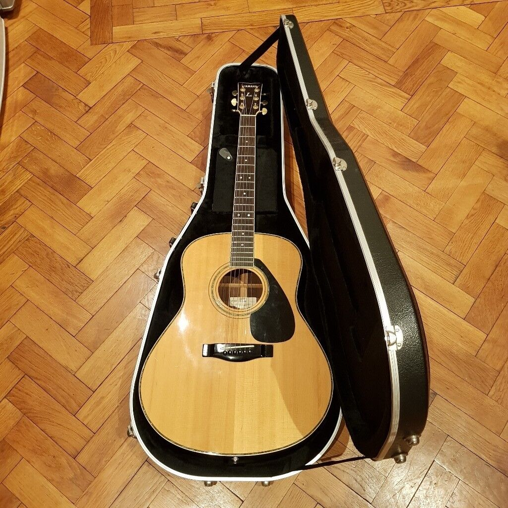 Yamaha Ll 11 Rare Ll11 L Series Electric Acoustic Guitar In Excellent Condition