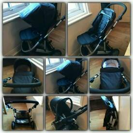 Mamas and papas travel system from birth