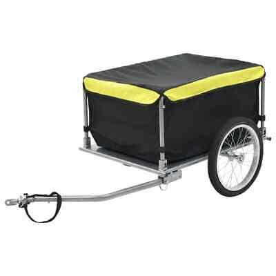 vidaXL Fahrradanhänger Transportanhänger Handwagen Anhänger Lastenanhänger