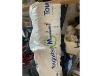 Toughsheet damp proof membrane