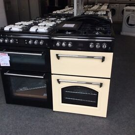 Leisure 60cm gas cooker new graded 12 mth gtee rrp £549
