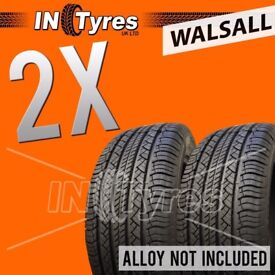 2x 255/55R18 Technic Tyres 255 55 18 x2 Fitting Available Two 255/55/18 Walsall