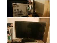"37"" SAMSUNG Series 5 smart HD LCD Tv"