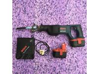 Bargain Bosch Reciprocating Saw With 2 Batteries & Fast Charger !!!