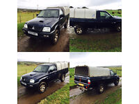 Great Mitsubishi L200, great runner & uber reliable