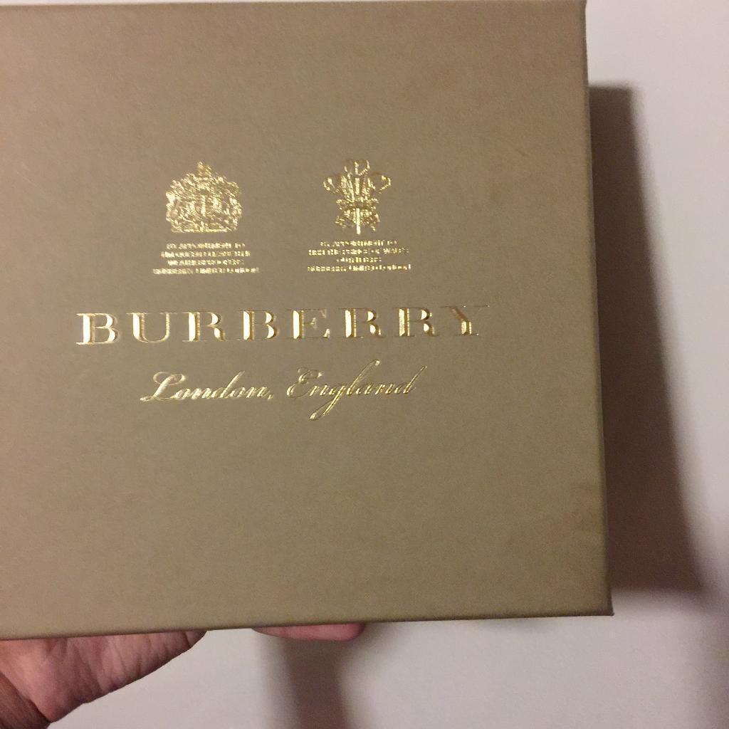 Burberry Belt / Authentic